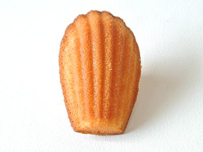 マドレーヌ・オレンジ
