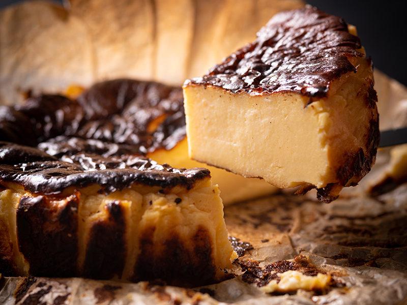 バーンチーズケーキ